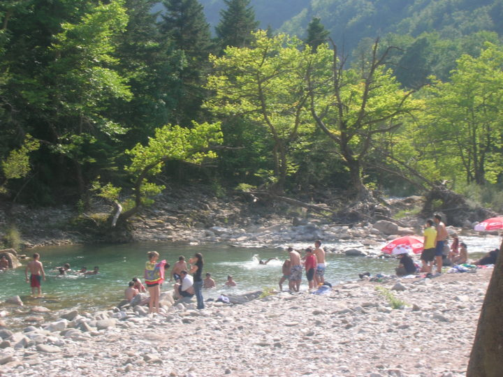 River-Swimming-Αλέκος