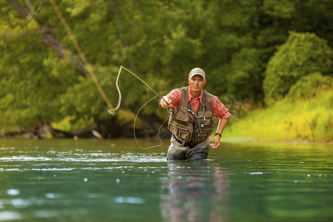 Fly Fishing Τζούρτζια
