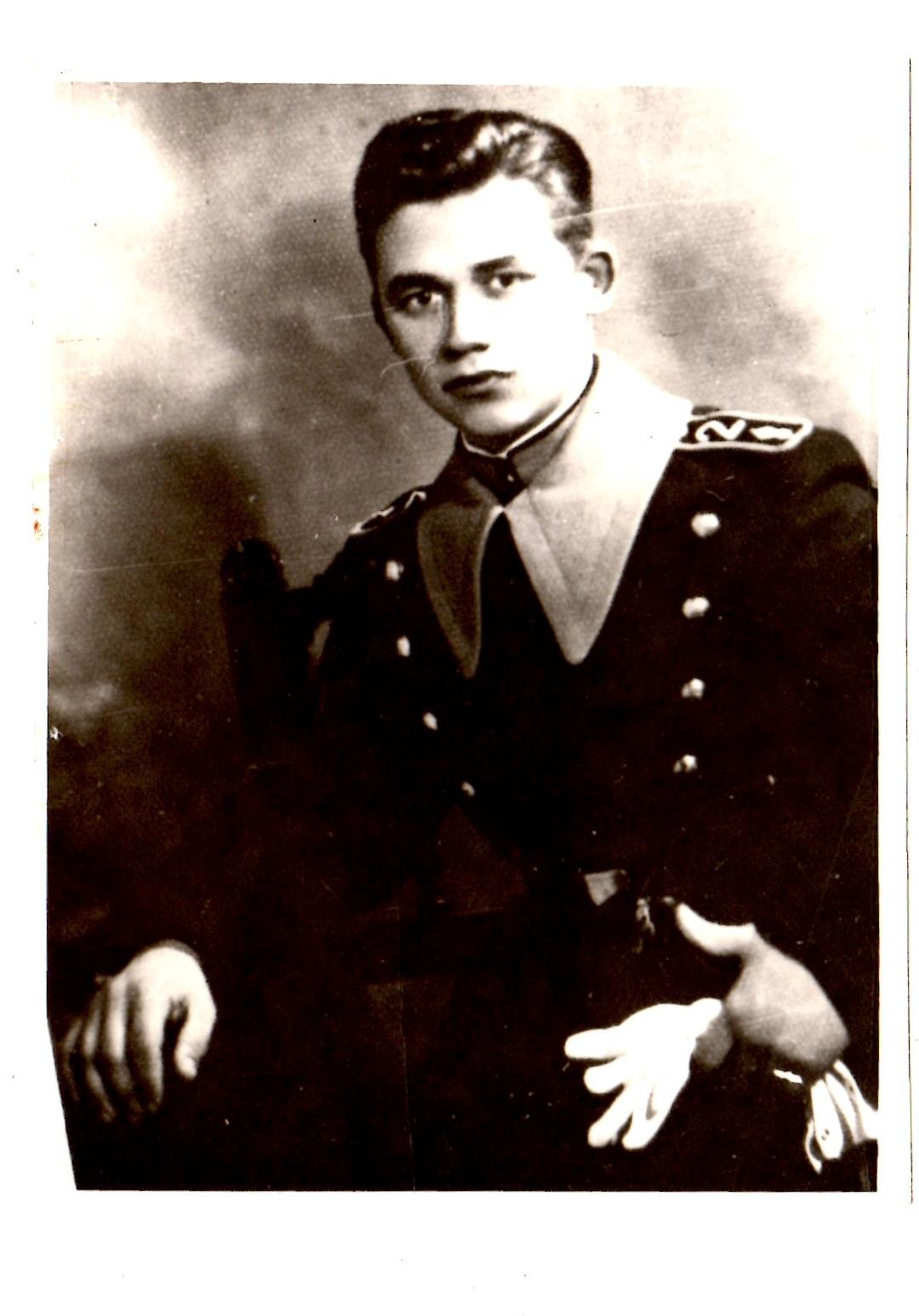 Κούτσιας Δημήτριος του Κωνσταντίνου εκ Τζούρτζιας Τρικάλων